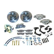 Disc Brake Upgrade Kit-Base Stainless Steel Brakes A129-4