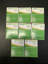 One Touch Verio Retail Test Strips, 400 Strips