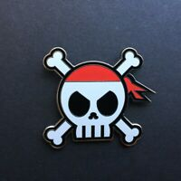 Pirates of the Caribbean - Skull & Crossbones Hidden Mickey Disney Pin 46123