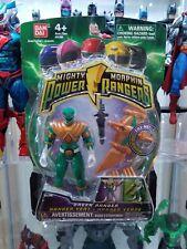 Mighty Morphin Power Rangers Green Ranger Figure 2009 NEW