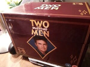 Two And A half Men Complete Series 1-8 DVD