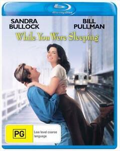 While You Were Sleeping Blu-ray