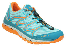 Treksta Mega Wave Womens All Terrain Trail Running Shoes Trainers Sneakers Mint