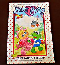 1987 Jim Henson's Muppet Babies, Album with all stickers in it, NO PANINI