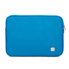 Synthetic Saffiano Leather Laptop Sleeve Case Pouch Bag For HP Hewlet Packard