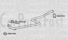 Exhaust Middle Pipe Peugeot Partner 1.6 Diesel MPV 06/2008 to 12/2010