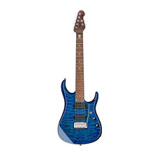 Sterling by Music Man John Petrucci JP157 7-String Electric Guitar Neptune Blue