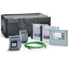 Siemens LOGO!8 Starterkit+KTP400 6AV2132-0KA00-0AA1 SPS-Gerätesets LOGO!8