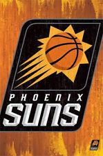 PHOENIX SUNS - LOGO POSTER - 22x34 SHRINK WRAPPED - NBA BASKETBALL 2431