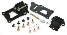 "LS IN SB CHEVY CHASSIS; LS ENGINE SWAP MOUNT KIT; 1 1/4"" BACK; RUBBER..."