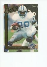 BARRY SANDERS 1991 Action Packed Football card #78 Detroit Lions NR MT