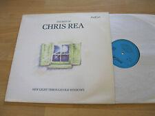 LP Chris Rea The Best of New Light Through Old Windows Vinyl AMIGA DDR 8 56 457