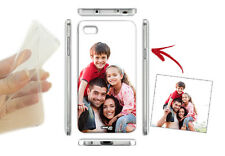 CUSTODIA COVER MORBIDA GEL TPU FOTO PERSONALIZZATA PER IPHONE 6  4,7""
