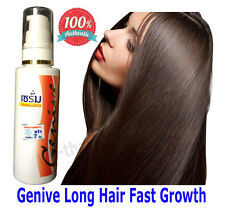 Genive Long Hair Fast Growth helps your hair to lengthen grow Faster Serum 60 ML