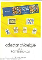 FRANCE 1994 PARTIAL YEAR MINT NEVER HINGED STAMPS WITH DESCRIPTIVE PAGES
