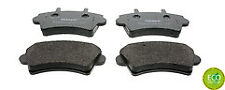 Ferodo FVR1452 Front Brake Pads - Renault Master & Vauxhall Movano 2000 to 2010