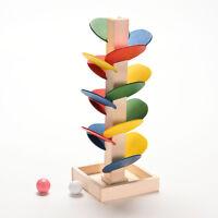 Balle courir jeu jouet en bois bricolage mini arbre bébé enfant éducatif joueBB