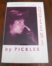 Queens by Pickles. London Gay 80's Club Scene Memoir