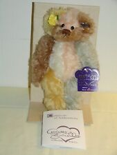 """Vintage Annette Funicello """"Aura"""" Bear by Papel Giftware 9in c2000 Mint"""