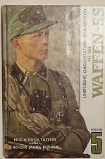 WW2 German Uniforms Organization & History of Waffen SS Vol.5 Reference Book
