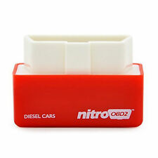 Nitro OBD2 OBD Performance Chip Tuning Remap Box Plug and Drive For Diesel Cars