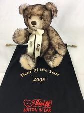 "Steiff QVC ""The Bear Of The Year 2005"" - L.Ed. 1,500, 2004  EAN:661853"