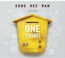 Song Hee Ran - One Thing [New CD] Extended Play