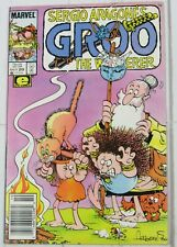 Sergio Aragone's Groo the Wanderer #20 Marvel Comics EPIC