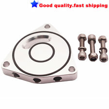Blow Off Valve BOV Sound Plate Silver For Hyundai Genesis Coupe 2.0T 2013+Turbo