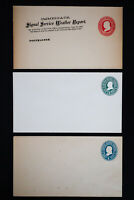 US 15 Early Stationery Pieces