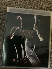 Freddy Vs Jason Blu-Ray Scream Factory Exclusive Deluxe Edition Shout