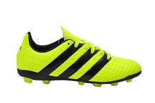 Adidas Ace 16.4 FxG Scarpe da Calcio Bambino Giallo (solar Yellow/core