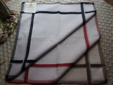 6 mouchoirs homme 100% coton tissées n°315