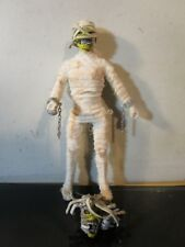 "NECA Iron Maiden Mummy Eddie Clothed 8"" Action Figure~loose"