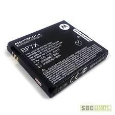 NEW OEM Motorola BP7X 3.7V Lithium Ion Battery (Titanium i1X, XT603, A955, A957)