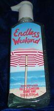 Bath & Body Works 'Endless Weekend' Deep Cleansing Hand Soap  8 fl.oz.