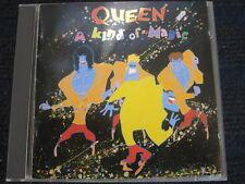 CD Queen A Kind Of Magic Emi black face come nuovo 7 46267 2