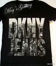 DKNY  Donna  Karan  New York  Tank T-shirt Tee Top Blouse Black T Shirt   NWT S
