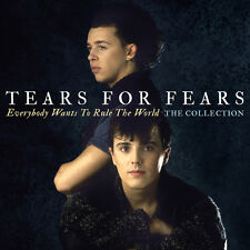 TEARS FOR FEARS ( BRAND NEW CD ) THE GREATEST HITS COLLECTION /  VERY BEST OF