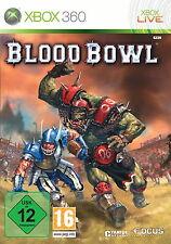Blood Bowl (Microsoft Xbox 360, 2009, DVD-Box) Games Workshop Warhammer T0P L@@K