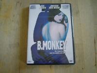 dvd b.monkey avec jared harris , asia argento