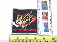 Ward Burton Fan Club Member Racing Patch , (#830)*(**)