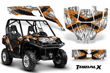 CAN-AM COMMANDER 800R 800XT 1000 1000XT 1000X GRAPHICS KIT DECALS STICKERS TXOW