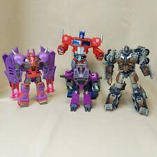 Vintage Transformers Action Figures Lot of 4