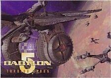 Babylon 5 Series 2 - 60 Card Basic/Base Set - Covers Season 2 & Season 3 (1996)