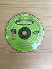 Power Rangers: Time Force for PS1 *Disc Only*