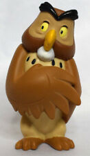 Disney Authentic OWL Figurine Cake TOPPER Figure Wise Winnie the Pooh Toy NEW