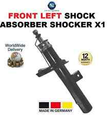 FOPEUGEOT 206 VAN BOX 1.4 HDI 1.9 D 1999-ON FRONT LEFT SHOCK ABSORBER SHOCKER X1