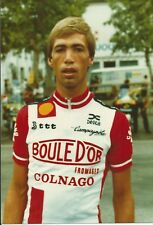 Cyclisme, ciclismo, wielrennen, radsport, PERSFOTO'S BOULE D'OR 1989