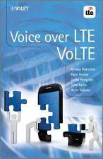 Voice over LTE (VoLTE): By Poikselk?, Miikka, Holma, Harri, Hongisto, Jukka, ...